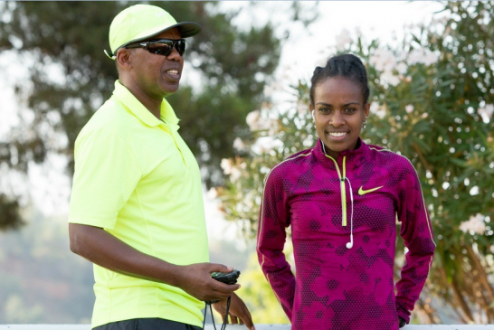 BREAKING: Genzebe Dibaba's coach arrested in doping raid