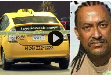 Ethiopian Taxi Driver Asfawosen Alemseged Beaten To Death By Passenger in Hollywood