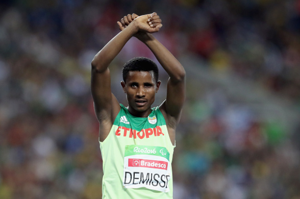 Ethiopian Paralympic Medalist Backs Oromo Protests