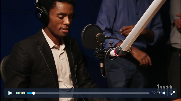 I will keep fighting Ethiopia's oppression - Feyisa Lilesa From Rio to America [VIDEO]