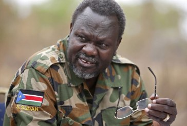 South Sudanese Leader Briefly Arrested in Ethiopia