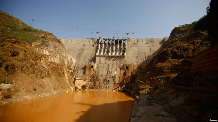 Ethiopia Gibe III dam causes Kenya water shortage: rights group