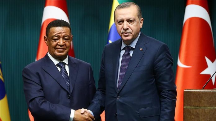 Turkish president welcomes Ethiopian support, heralds trade deals