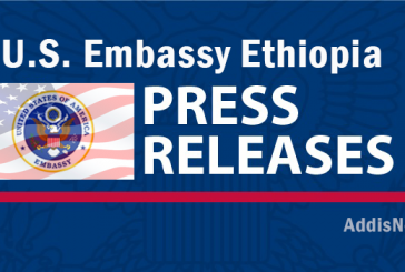 U.S. Embassy Statement on Visa Issuance on Ethiopia