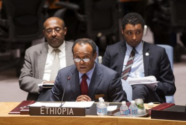 Ethiopia Abstains on Security Council vote to Impose Sanctions for Use of Chemical Weapons in Syria