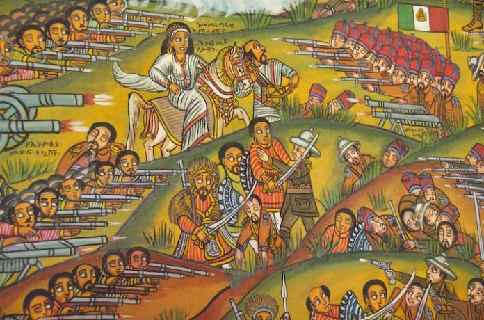 Ethiopia commemorates the 121th anniversary of the Battle of Adwa