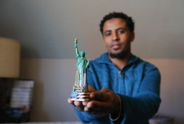 Escaping persecution in Ethiopia, asylees settle in Jersey City church