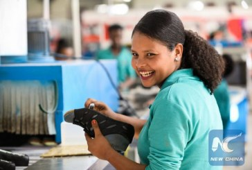 Ethiopia taps Chinese firms to employ a burgeoning youth population