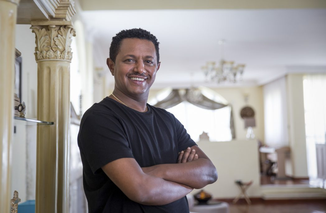 Ethiopia's star singer Teddy Afro makes plea for openness