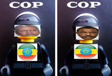 The Good Kops/Bad Kops T-TPLF Con Game (Over) in Ethiopia