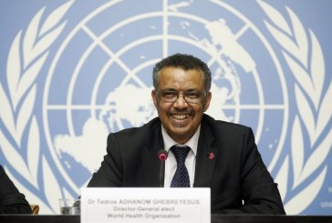 Ethiopia's Dr. Tedros Adhanom, New Director-General, Begins Work at WHO
