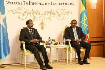 Ethiopia says Somalia helped in rebel leader's 'surrender'