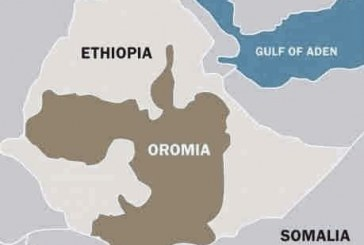Unrest in Ethiopia's Oromia state leaves 11 dead