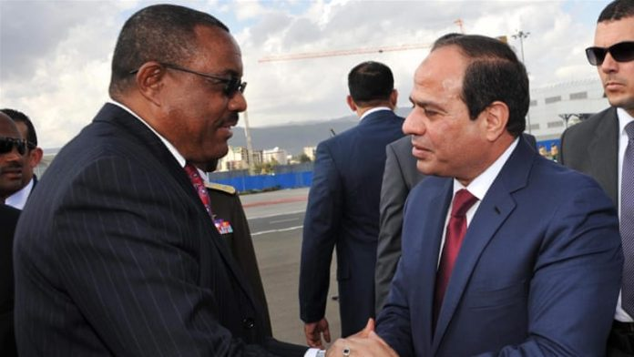 'Egypt doesn't conspire or fight against its brothers': President Sisi tells Sudan and Ethiopia