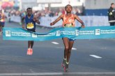Ethiopia again dominate Dubai Marathon as Mosinet Geremew and Roza Dereje claim victories