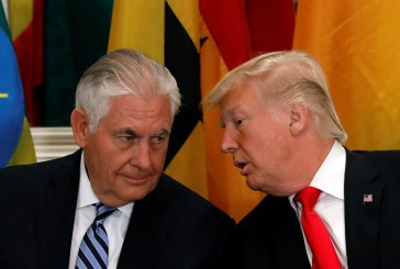 U.S. steps into Ethiopia's political crisis as Rex Tillerson heads to Addis Ababa