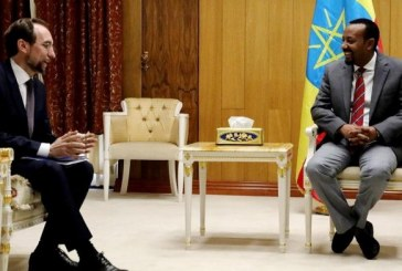 UN rights chief sees 'hope' in Ethiopia visit under new PM