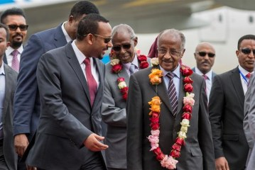 Eritrea to Send Rare Peace Delegation to Ethiopia