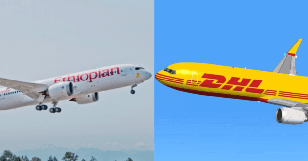 Ethiopian Airlines, Dhl Sign Joint Venture Deal