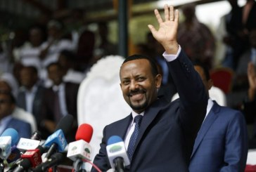 Ethiopia's new PM vows to continue reforms 'at any cost'
