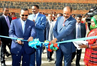 Ethiopia reopens embassy in Eritrea amid thaw in ties