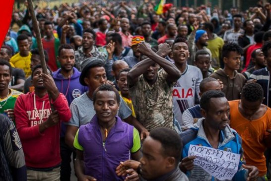 Ethiopia's stunning reforms now challenged by deadly unrest