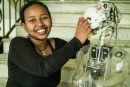 Meet the 19-year-old tech genius Betelhem Dessie coding at Ethiopia's first AI lab