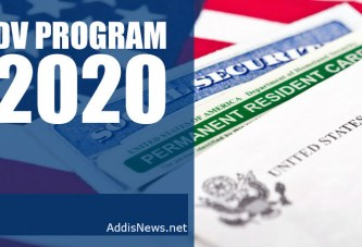 DV Lottery 2020 -Diversity Immigrant Visa Program Application Will Start Oct 03