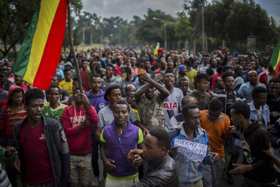 Ethnic Clashes Kill 44 Displaced 70,000 in Restive Western Ethiopia