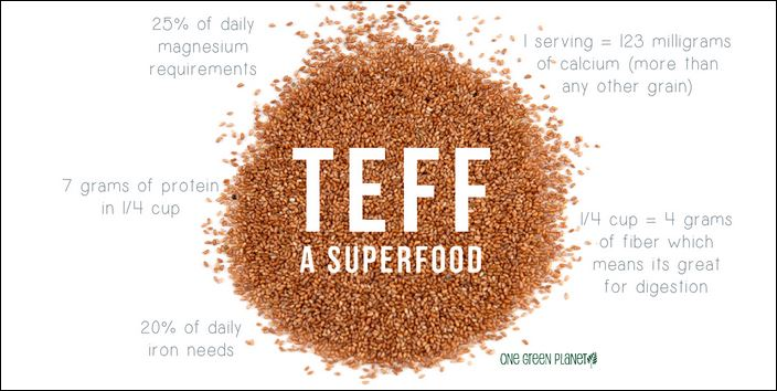 Ethiopia Gets Its Teff Back - A Victory on Patent Battle
