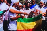 Ethiopians celebrate defeat of colonialists, call for unity