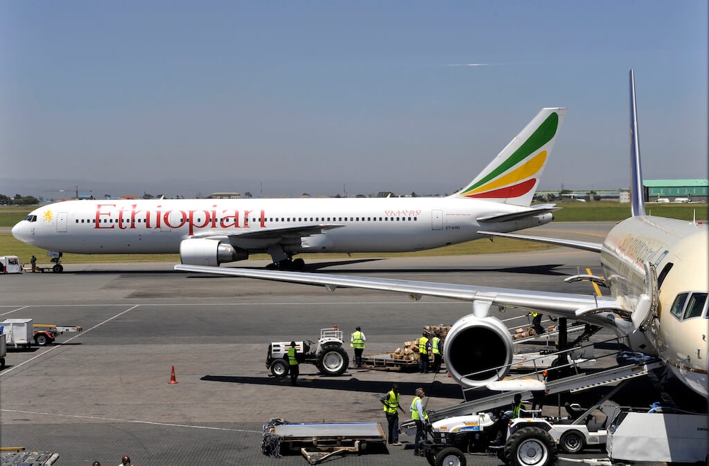 Ghana and Ethiopian Airlines To Establish Carrier in West Africa