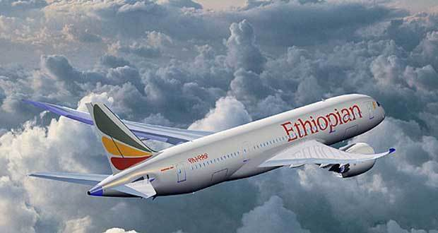 Tough punishment for Ethiopian Airlines' flight to Shanghai