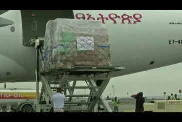 Coronavirus supplies donated by Alibaba's Ma arrive in Ethiopia