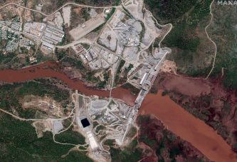 Planeload of Kalashnikovs sends warning to world over Ethiopia's massive new dam