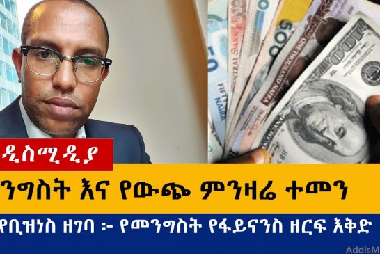 Ethiopia to Start New Exchange Rate - AddisMedia Business