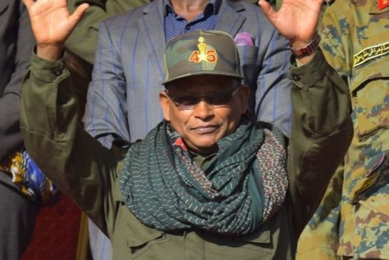 Ethiopia: Tigray people 'ready to die' as leader rejects call to surrender