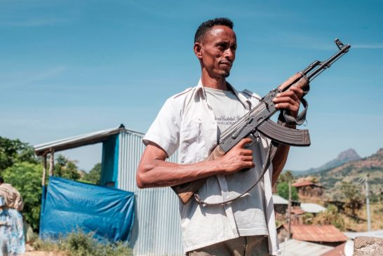 Comment on Ethiopia: reports of heavy casualties in fighting in Tigray by Aba Mela