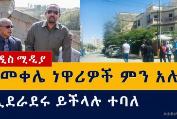 Ethiopia: የዕለቱ ዜናዎች Daily Ethiopian News -Addis Media 11/11/2020