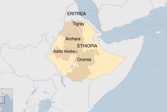 Attackers kill at least 20 in attack in Ethiopia's Oromiya region, says official